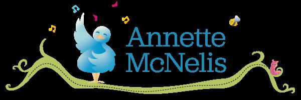 Annette McNelis logo